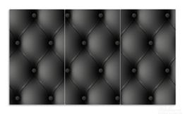 Bild von einer Herdabdeckplatte aus Glas in Lederoptik
